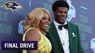 How Lamar Jackson's Mom Pushed Him to Excellence | Ravens Final Drive