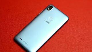 انفنكس سمارت 2 أجمل وأجدع وأرخص تليفون ببصمه الوجه infinix smart 2