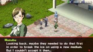 Persona 2: Innocent Sin - part 116 PSP Walkthrough - Theater - School of the Heart: Part 2