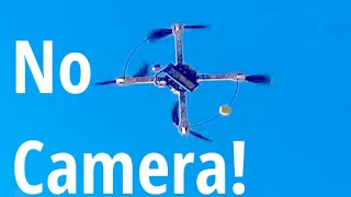 I built a drone (And the camera fell off!)