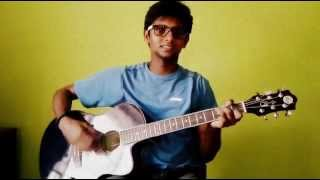 Vaishaka Sandhye Unplugged Guitar Cover