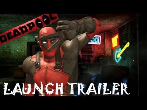 Deadpool: The Game - Launch Trailer LEGENDADO - TRAILER DE LANÇAMENTO