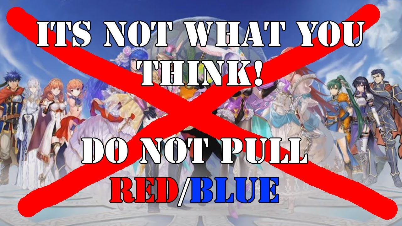 Why The Legendary 8 Banner Isnt What You Think Fire Emblem Heroes