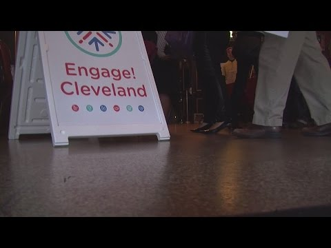 CLE Young Professionals Week kicks off with a bang