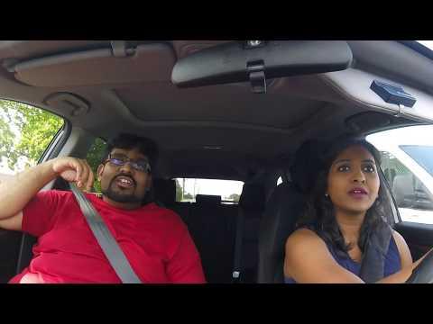 Carpool Karaoke w/ MLR KARTHIKEYAN