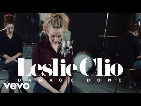 Leslie Clio - Damage Done (Akustik-Video)
