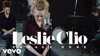 Leslie Clio - Damage Done (Akustik Video)