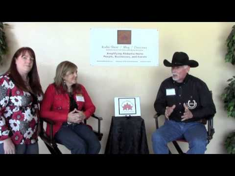 Rock Bridge Canyon Equestrian Park - Interview with Tina Lawler and Mike Franklin - March 2014