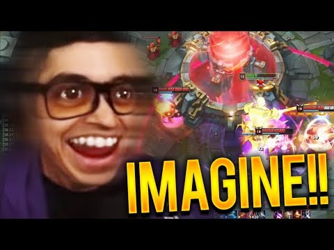 IMAGINE TRYING TO BASE RACE ME!!! - Trick2G