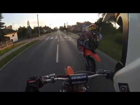 KTM EXC 300 & SX 125 | Hills | Forest | Train Fail | Wheelie