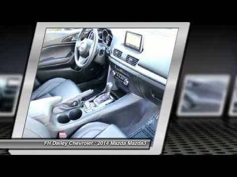 2014 Mazda Mazda3 FH Dailey Chevrolet - Bay Area - San Leandro CA 1121