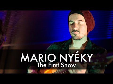 Mario Nyéky - The First Snow | LIVE für Radio Köln