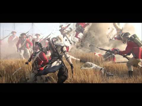 Assassin's Creed III - Linkin Park - Castle Of Glass