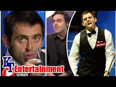Watch Ronnie O'Sullivan's most EXPLOSIVE moments as Rocket mounts Masters title defence