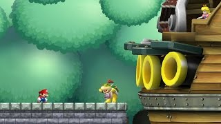 New Super Mario Bros. Wii - World 5 (Complete)