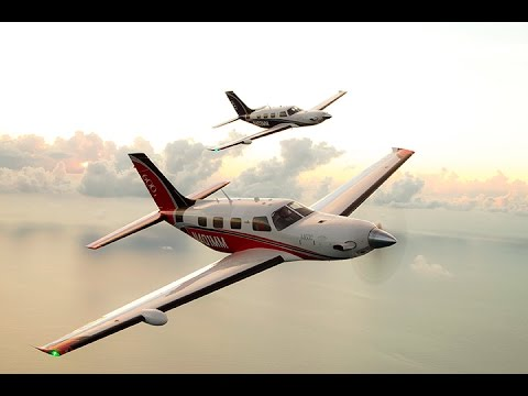 Official Piper M600 Flight Demo
