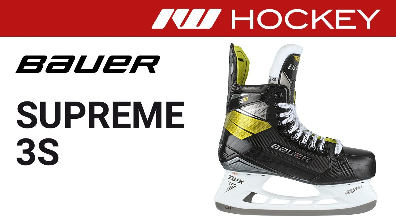 Download Bauer Supreme 3S Skate Review