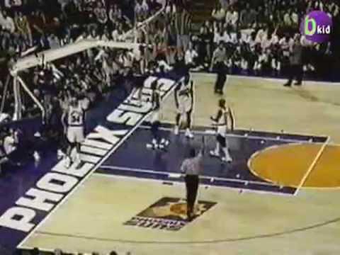 Barkley, KJ and The Suns vs Jordan, Pippen and The Bulls: NBA 1995-96