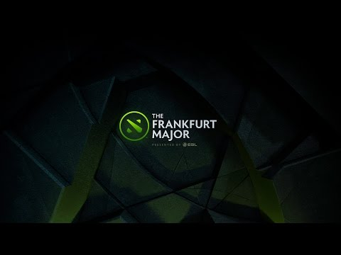 Dota2 Frankfurt Major - Day 3