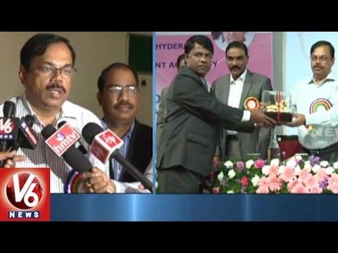 Workshop On Integrated Master Plan For Hyderabad Metropolitan Region | V6 News