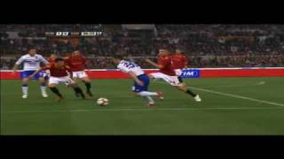 Roma-Sampdoria 1-2 | SKY SPORT HD 25/04/10
