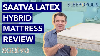 Saatva Latex Hybrid Mattress R…