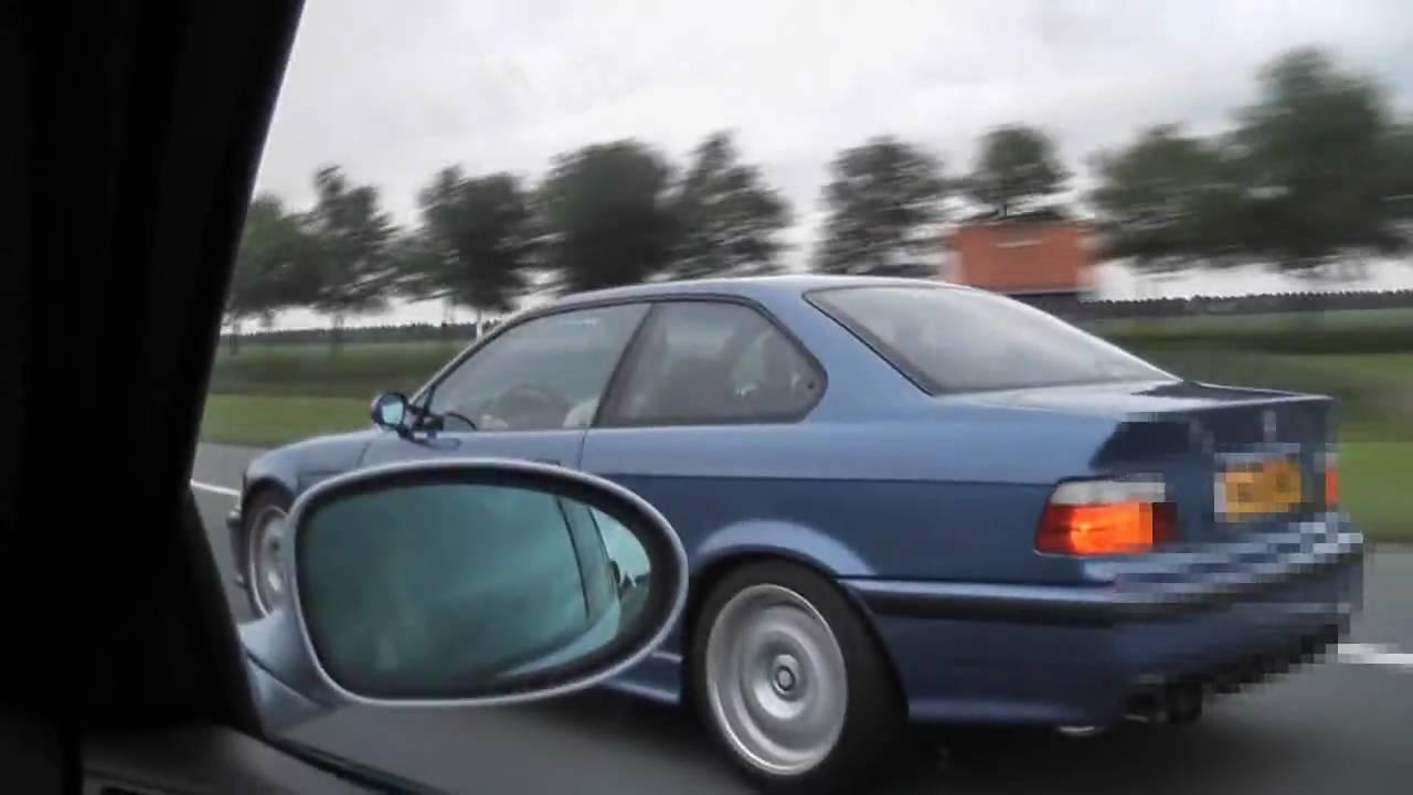 Coupe Vs Sedan >> BMW E39 M5 vs E36 M3 3.2 Coupe - YouTube