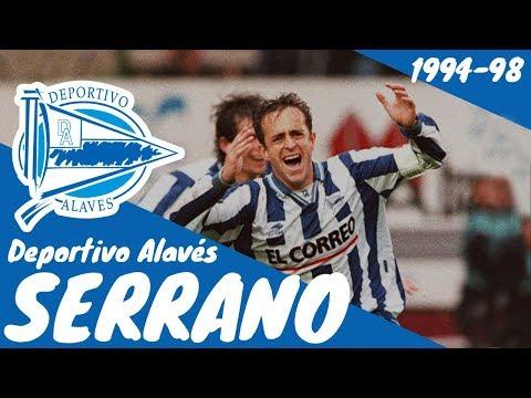 Manolo Serrano | Deportivo Alavés | 1994-1998