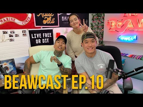 BeawCast Ep.10 - Building A Million Dollar Brand Ft. Randall Pich