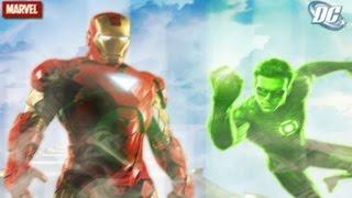 ����� ������ - �������� ������� vs ������� ������ (battle of heroes in minecraft)