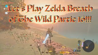 Live Zelda Breath of The Wild Partie 16