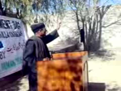 Int. Volunteers Day , NCHD Qilla Saifullah, Mr. Gohar Khan Jogezai Chief Guest.