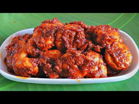 Kolambi Fry Masala | कोळंबी फ्राय मसाला | Non.veg Tasty Recipe By Asha Maragaje