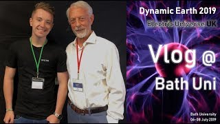 Live @ Dynamic Earth Conference 2019 (Electric Universe Conference, Bath UK)