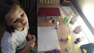 Birthday card for grandmother / Делаем открытку бабушке на день рождения / Hand Made / Своими руками