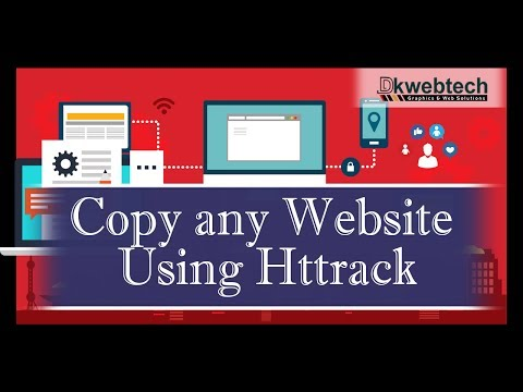 How to Rip or Copy any HTML or WordPress Website in Just Minutes Using HTTrack in Hindi 28
