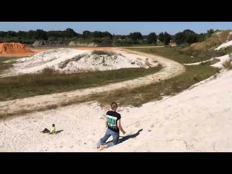 Sand Dune, Lakeland Florida