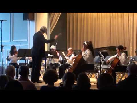 Apusski Dusky - Germantown Branch Junior Orchestra, Settlement Music School