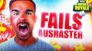 MEINE LUSTIGSTEN FORTNITE FAILS UND AUSRASTER #1 !! 😂🔥