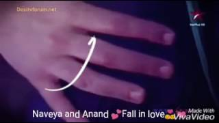 Video Best Naveya and Anand Romantic scene💕💕 download MP3, 3GP, MP4, WEBM, AVI, FLV Oktober 2018