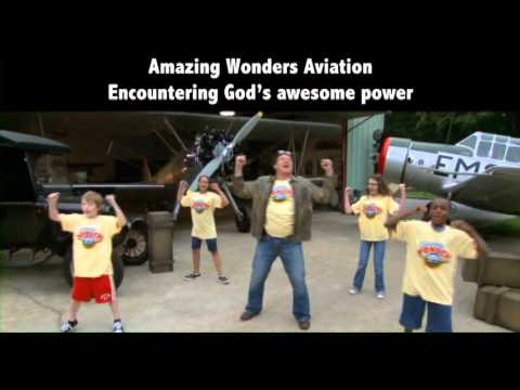 Vbs12 Music Rotation Dvd 24 Amazing Wonders Aviation