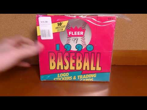 People Are Laundering Money Through José Uribes 1990 Fleer Card