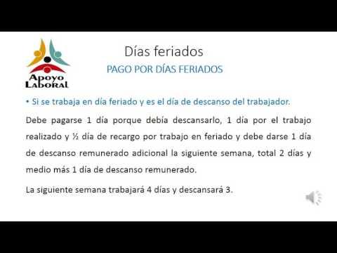 DÍAS FERIADOS EN VENEZUELA VIDEO