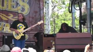 Walter Trout at the Doheny Blues Fest