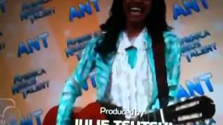 ANT farm - America needs talAnt - chyna's audition
