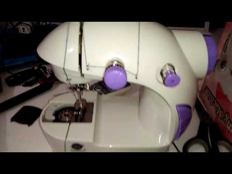 Repair mini sewing machine Part 4