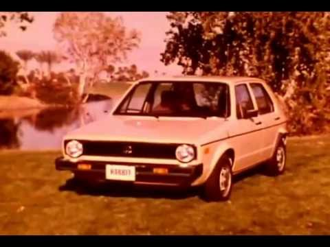 1978 Dodge Omni vs VW Rabbit Golf & Toyota & Datsun Chi Chi Rodrigeuz
