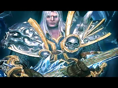 Warcraft III Reforged: Arthas - The Guitar Hero of The Rock Band (End Credits - Remade & Fixed)