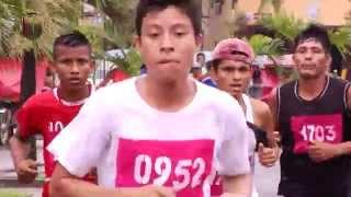 Clausura Ciclovía Maynas Maratón 8K