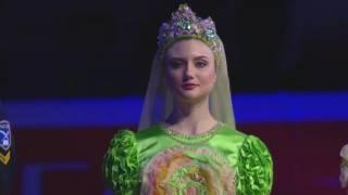 Figure Skating. 2017 Russia National. Victory Ceremonies. 25.12.2016.